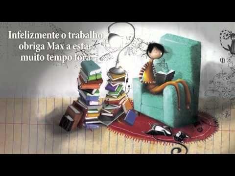 BOOKTRAILER História de um gato e de um rato que se tornaram amigos, de Luís Sepúlveda