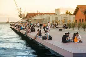 Το καλύτερο σημείο της πόλης #thessaloniki #port