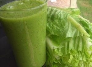 The secret of green smoothies