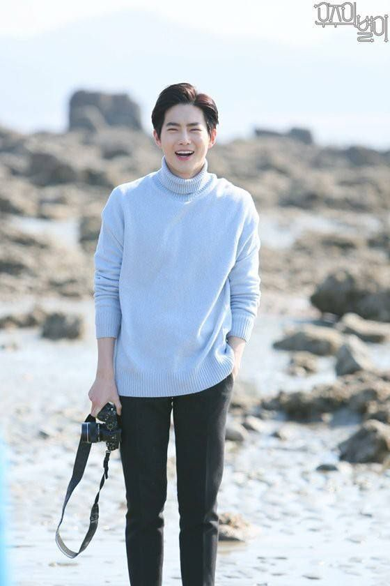 suho // star of the universe
