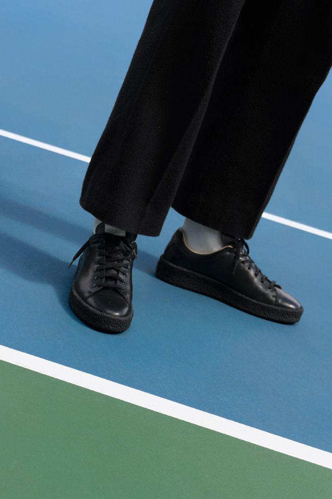 Eytys Ace sneakers in Black.