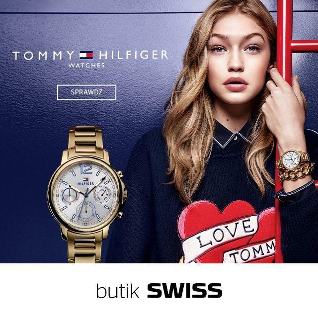 Przyjdź i zobacz kolekcję, która powstała w kolaboracji Tommy Hilfigera ze słynną modelką Gigi Hadid. Spotkajmy się w butiku SWISS