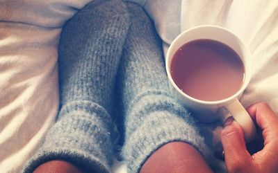 The beautiful cold days and even colder nights truly are a bliss.  10 Reasons to Fall in Love with Winters: http://www.flarebuzz.com/2015/12/10-reasons-to-love-winters/