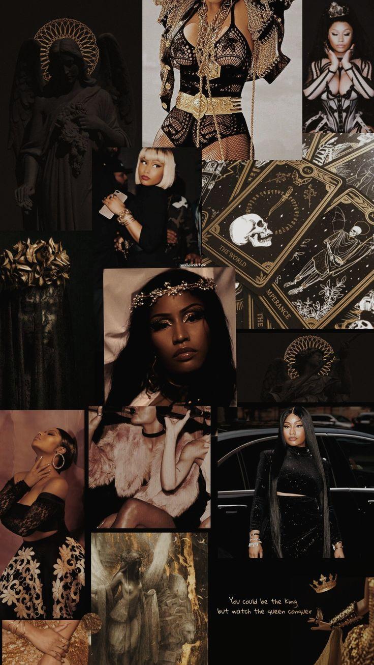 Nicki Minaj. – Screen saver