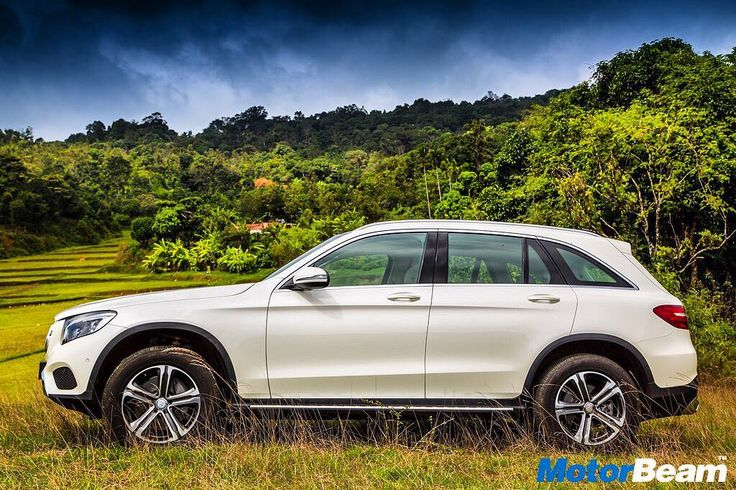 The Mercedes GLC is a midsize SUV with sweet