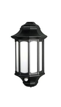 A Low-Energy Outdoor Half-Lantern with PIR Sensor ID Large View
