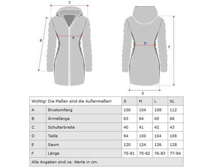 Damen Winter Jacke 3in1 100% Baumwolle Pelz Kapuze ,Größe: XL, Farbe: Olive-Rosa Jetzt bestellen unter: https://mode.ladendirekt.de/damen/bekleidung/jacken/sonstige-jacken/?uid=7050c1f4-53cd-5ea6-93e2-b6db1417f482&utm_source=pinterest&utm_medium=pin&utm_campaign=boards #sonstigejacken #bekleidung #jacken