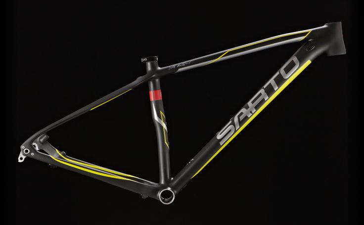 Alpes - Carbon frame for Cross Country