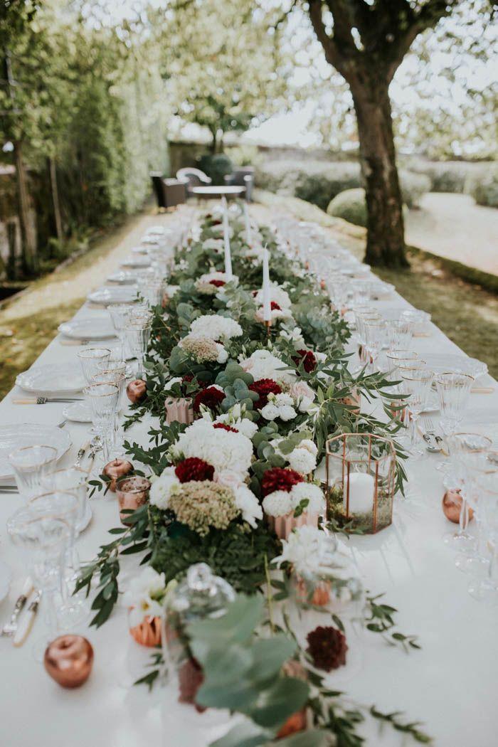 Gorgeous bordeaux winery wedding at chateau franc mayne