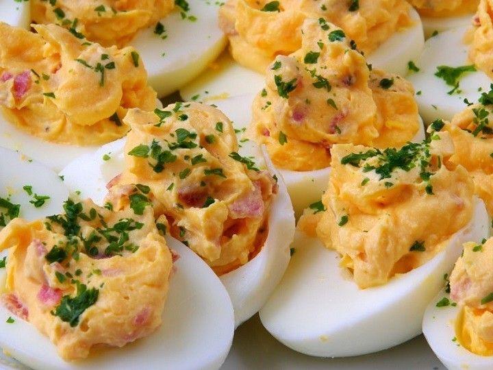 Mennyei sonkás töltött tojás – így még biztos nem kóstoltad, pedig csodás!!