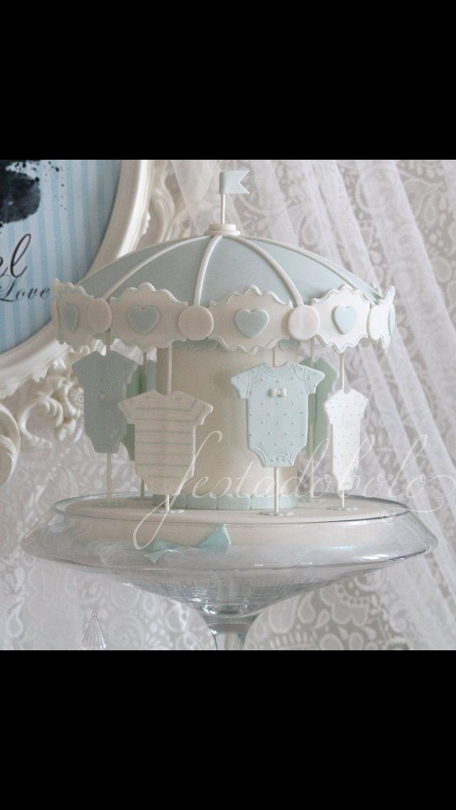 Cake for batizado