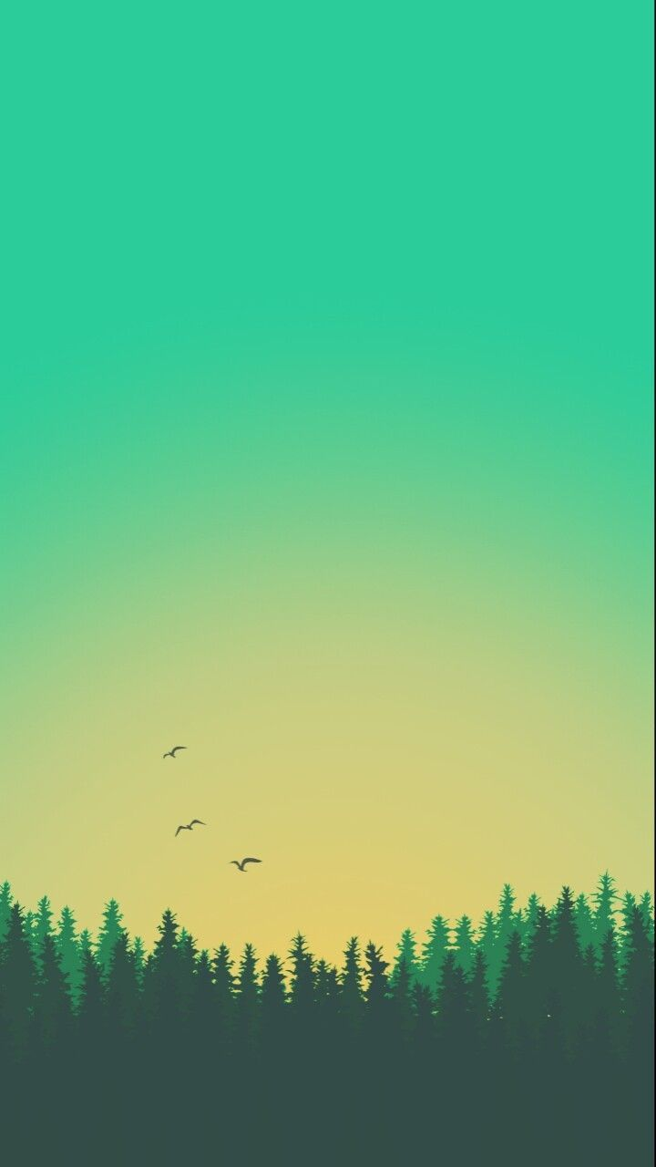 This Is The Result Of My Quest To Find Inspiration To Put On My Android Phone Now A Oneplus 2 Scenery Wallpaper Landscape Wallpaper Landscape Illustration