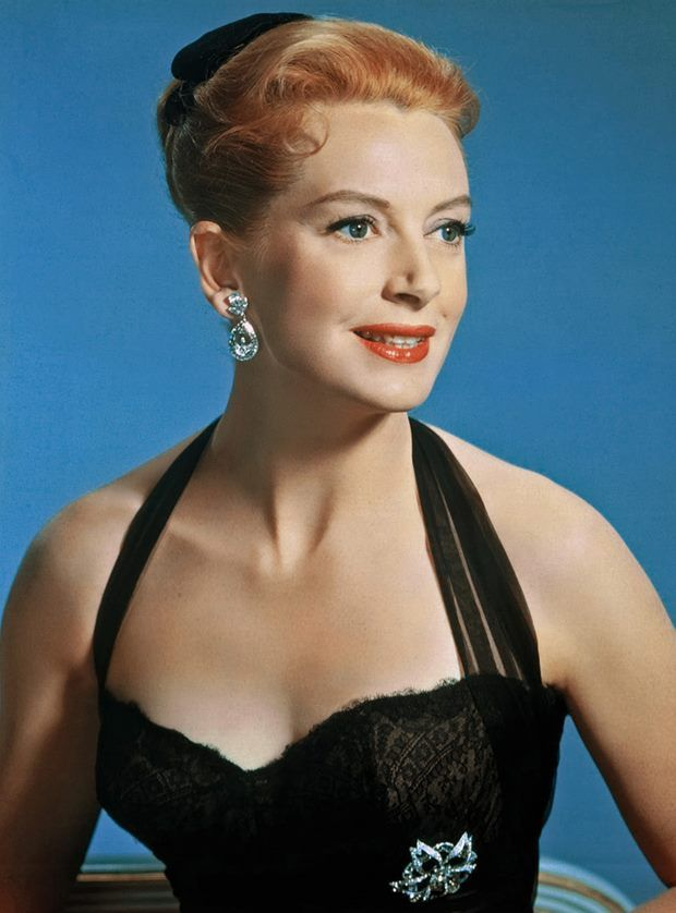 """Debra Kerr, Scottish  She was my favorite actress of the 50's.  My favorite movie """"An Affair to Remember"""""""