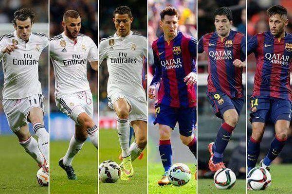 Która strona lepsza Bale, Benzema, Ronaldo czy Messi, Suarez, Neymar • BBC vs MSN czyli które trio lepsze? • Wejdź i zobacz więcej >> #real #realmadrid #barca #fcbarcelona #barcelona #football #soccer #sports #pilkanozna