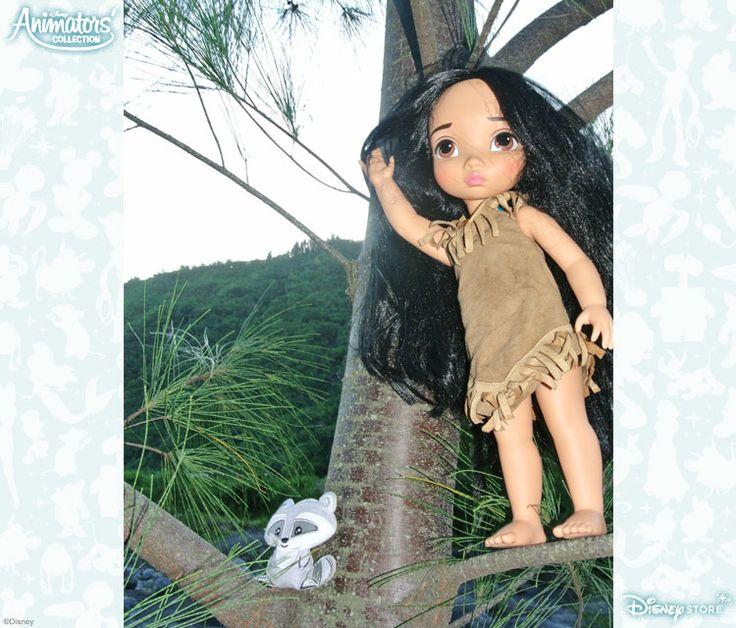 Pocahontas entend le chant d'espoir du loup qui meurt d'amour, et vous ?