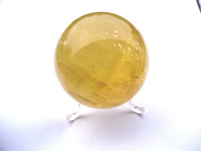 Crystal Sphere Calcite