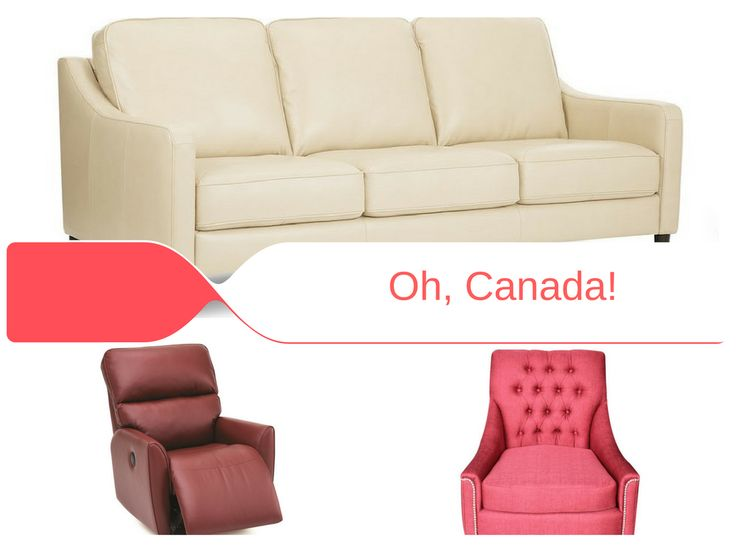 Oh, Canada! Canadian-Made Furniture at Dodd's
