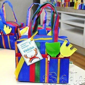 Está chegando a mais carioca das estações do ano e com ela os temas de festinhas!!! Clique aqui e veja essa dica de festa Fundo do Mar!!!'