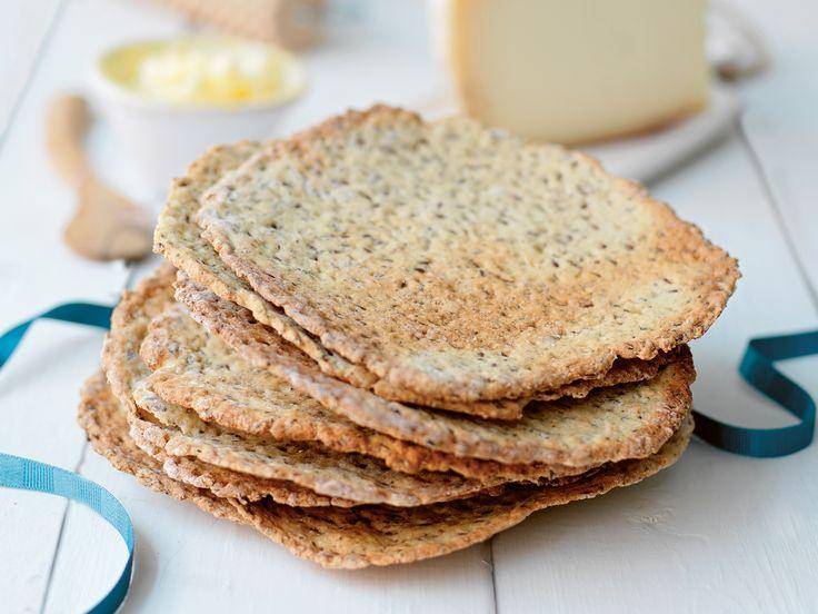 Grovt glutenfritt knäckebröd | Recept från Köket.se