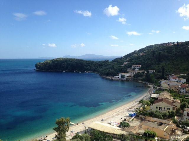 Corfu, Kalami area