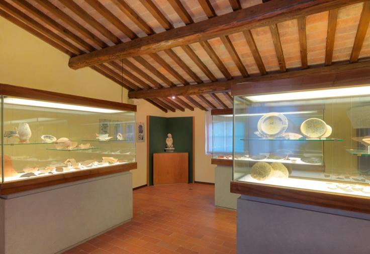 Numerosi reperti che attestano le origini di queste terre si possono trovare all'Antiquarium di Sant'Appiano.