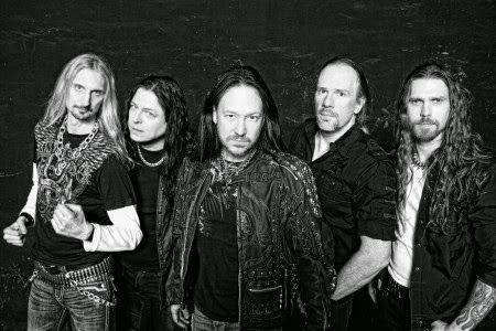 New-Metal-Media der Blog: Ankündigung der Konzerte von Hammerfall #news #tour #metal #wheelchair