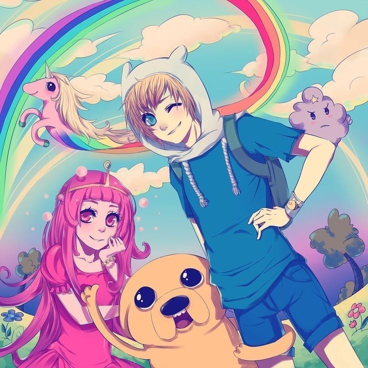 Adventure time in real life!!!!!!!!!!! Adventure Time
