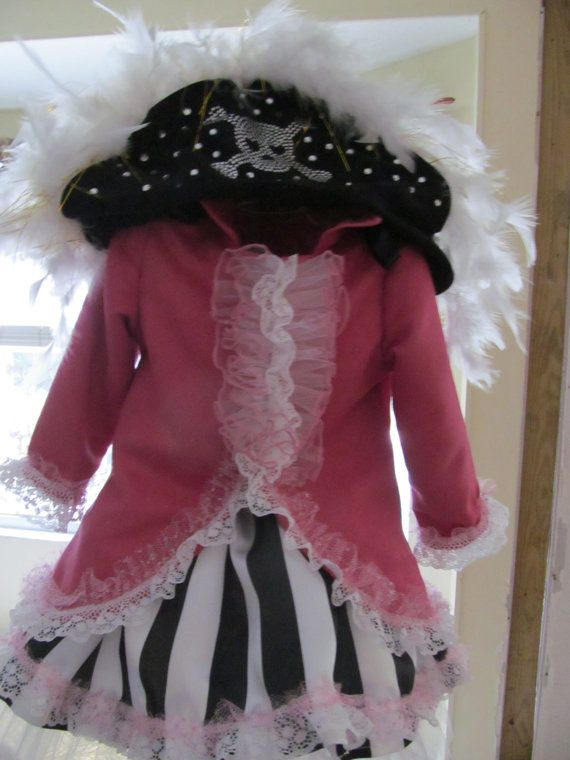 FREE SHIPPING for the mont of AUGUST Pink Pirate by Sugarlips26, $84.99