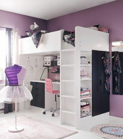 Ikea stuva parvisänky - Lilou's Crush | Lily.fi