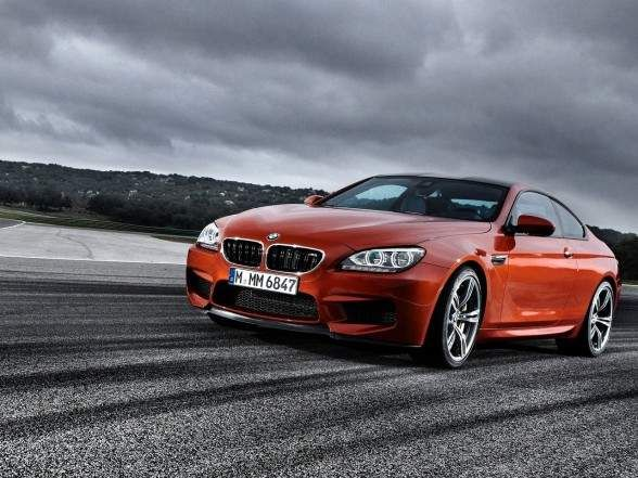 2013 BMW M6 Coupe Most Aggressive