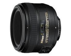 Nikon 50mm f/1.4G AF-S Nikkor objektív vásárlás - artwork.hu