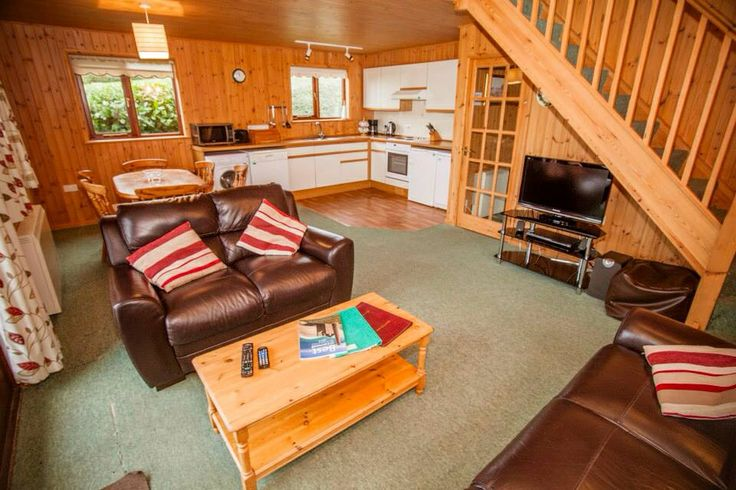 Hired by Trewince Holiday Lodges in Cornwall to photograph their site
