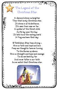 Poems amp stories pinterest christmas stars legends and stars