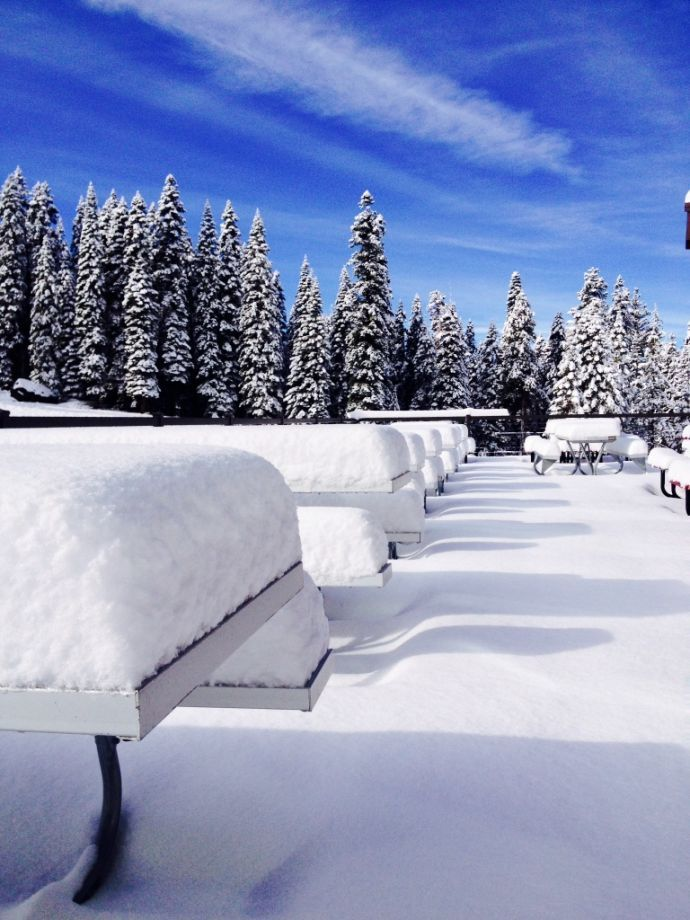 Check out what's new this year at Lake Tahoe's ski resorts.