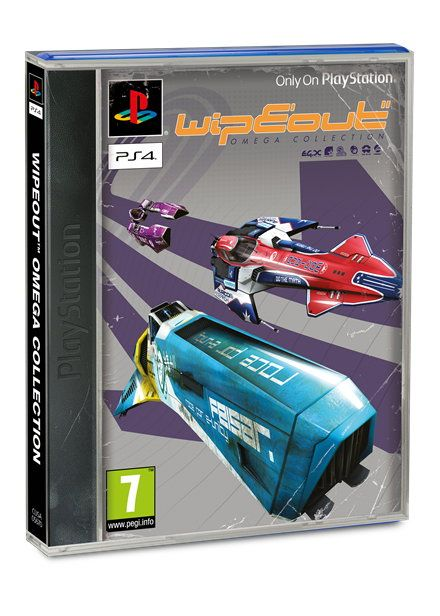 Learn about Wipeout Omega Collection Come in a PS1-Style Box http://ift.tt/2r1Mlvc on www.Service.fit - Specialised Service Consultants.
