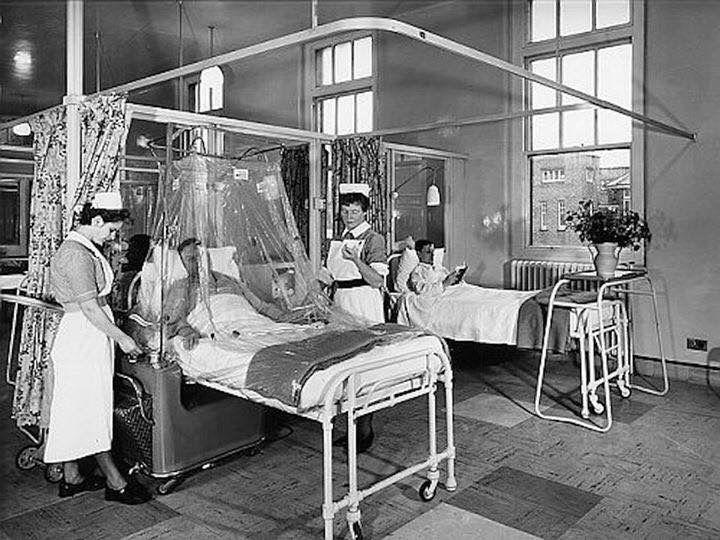 Killingbeck hospital 1951
