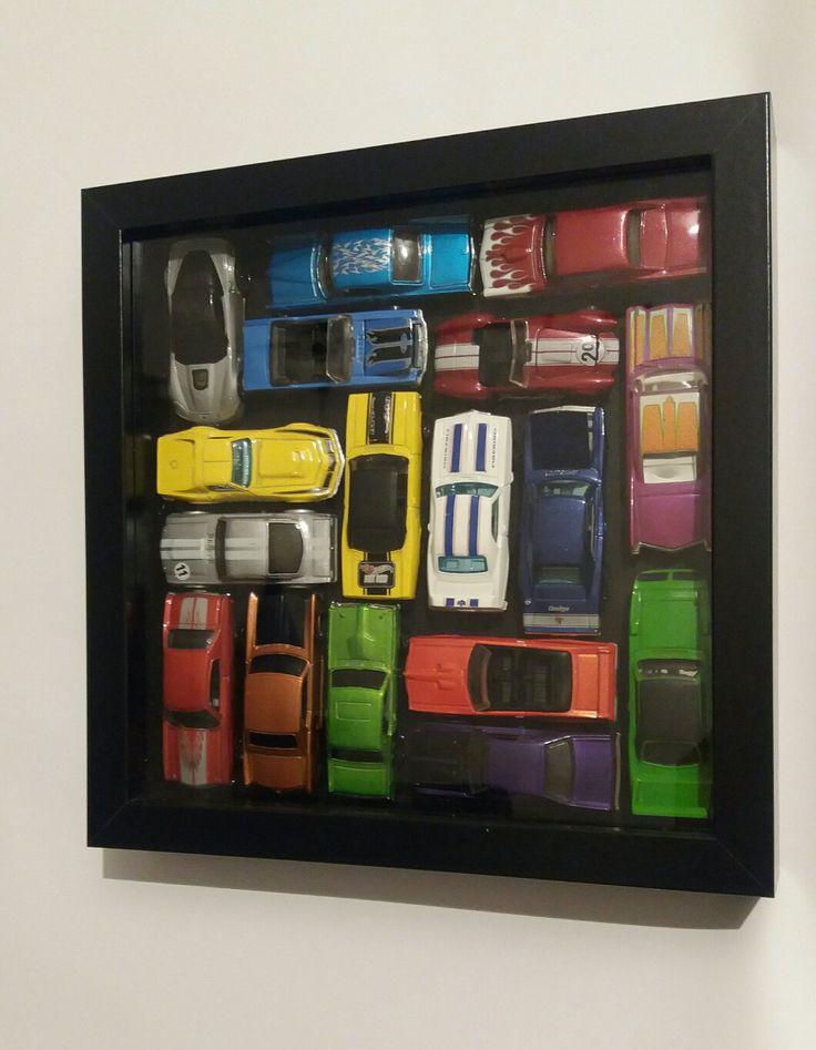 frame,  cars , boy