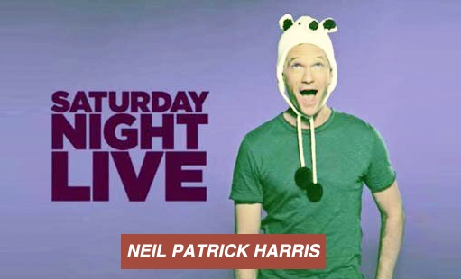 "★ Neil Patrick Harris is an American actor, singer, director, producer and magician. He is best known for the title roles in ""Doogie Howser, M.D."" and the womanizing Barney Stinson in ""How I Met Your Mother"". ★ Here on Saturday Night Live (SNL) Neil is sporting a Knitwits by deLux ""Giant Panda Animal Hat"" for WWF®"