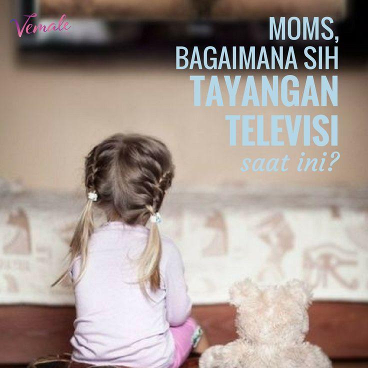Sebagai ibu pasti kita ingin memberikan tontonan yang terbaik untuk anak-anak kita ya Moms. Menurut Moms, gimana sih tayangan televisi sekarang?  Sharing yuk soal pengalamannya 😊  #vemaledotcom #ruangvemale #sharingajasis #vemalemom #vemalefun #april #good2share