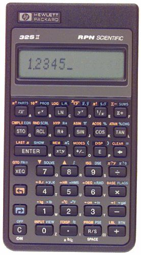 HP 32Sii Scientific Calculator