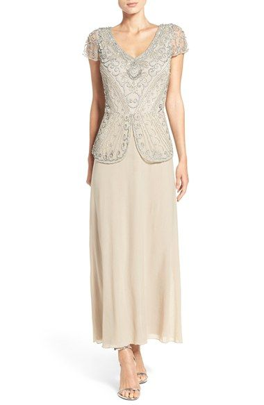 Free shipping and returns on Pisarro Nights Embellished Mesh Gown (Regular & Petite) at Nordstrom.com. Bright crystals in elegant patterns distinguish the fitted bodice from the minimalist mesh skirt, giving this versatile, neutral-hued gown a coordinated two-piece effect.