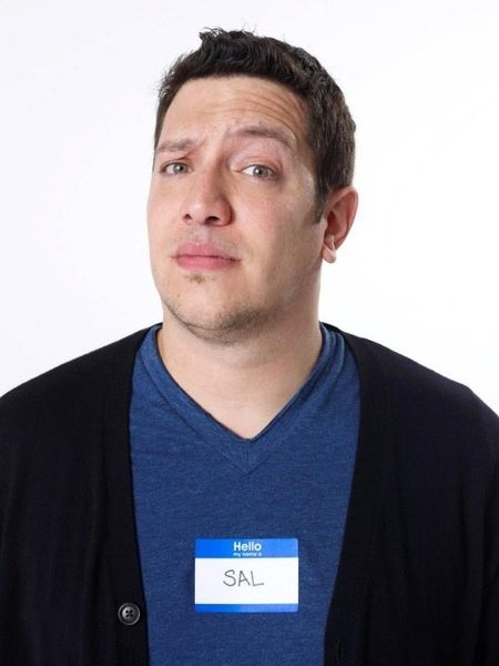Sal - Impractical Jokers(funniest show ever!!!!!) I kind of want to marry him <3