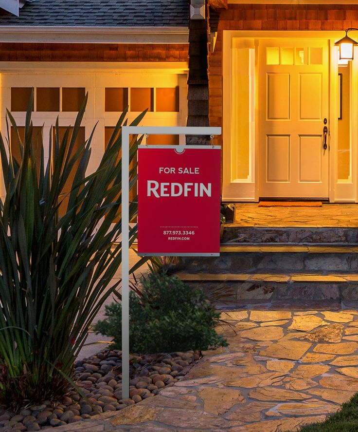 Real Estate Brokerage Redfin Rolls Out Newly Designed Yard Sign | Business Wire