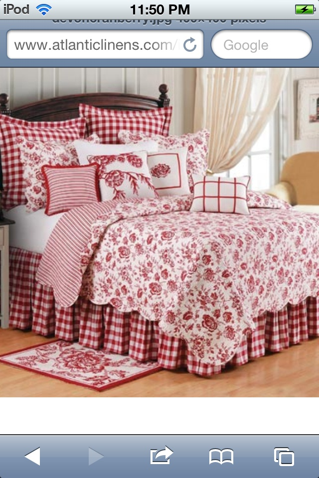 Love this beautiful quilt.