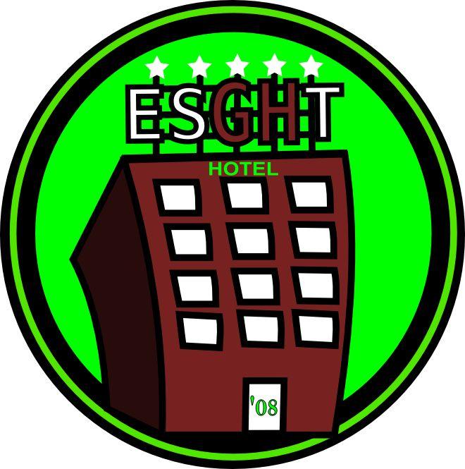 Símbolo da turma de 2008/2009 do curso de Gestão Hoteleira da UAlg