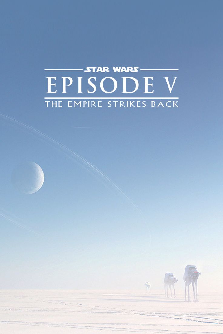 Star Wars: The Empire Strikes Back Poster