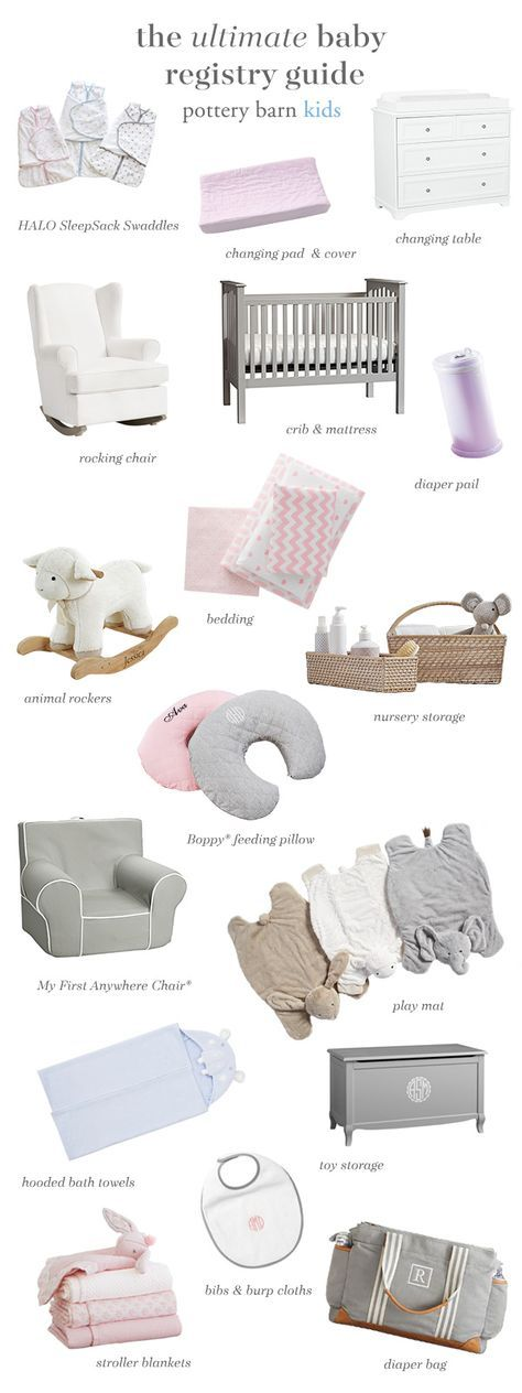 Expecting a bundle of joy this year? Register at Pottery Barn Kids to create a welcoming nursery and home for baby. Free design services, gorgeous style and a completion discount are just an added bonus!