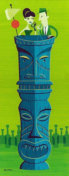 Shag Art~Mug 1 (Kapu Kapu)~♛
