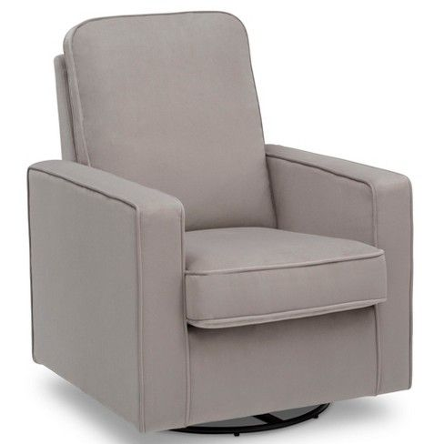 Awesome Delta Children Landry Nursery Glider Swivel Rocker Chair Ocoug Best Dining Table And Chair Ideas Images Ocougorg