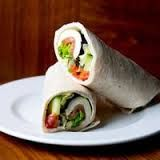 No time to stop en slow down? Try our yummy wraps on the go!